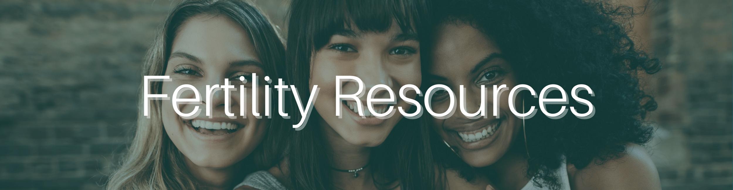 fertility resources nutrition acupuncture